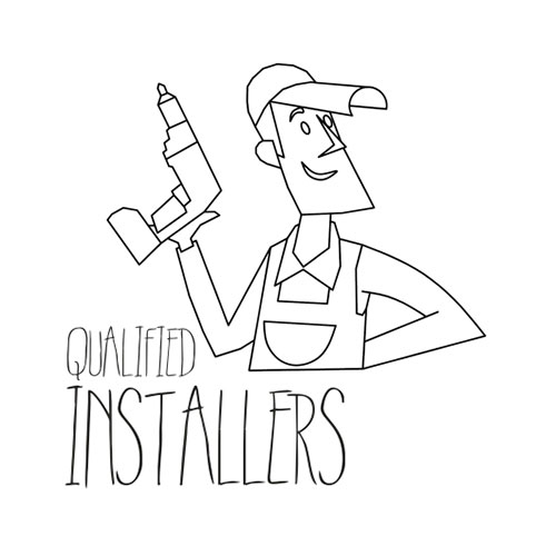 QUALIFIED INSTALLERS